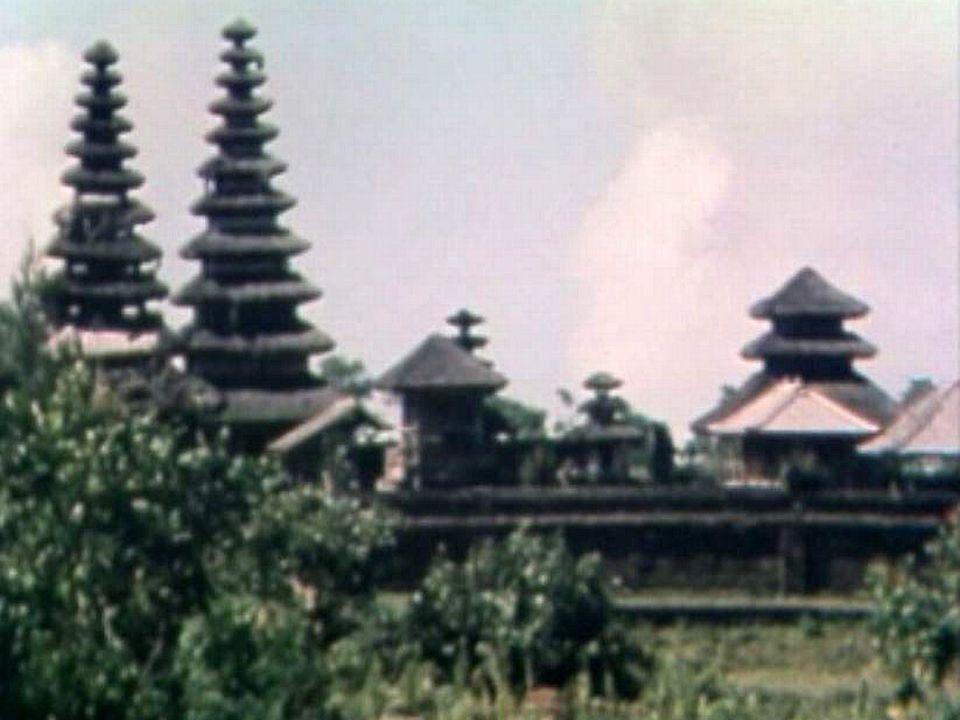 A la rencontre des habitants de Tenganan, village isolé à Bali. [RTS]
