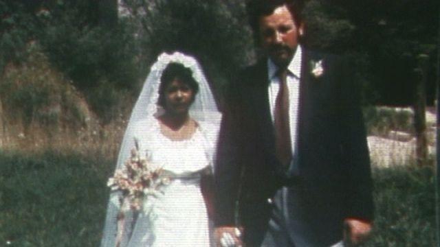 Mariage entre un Suisse et une Mauricienne. [RTS]