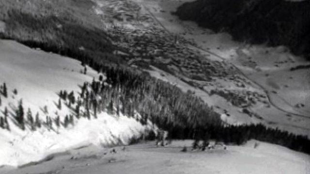Comme chaque hiver, le danger d'avalanche est présent.