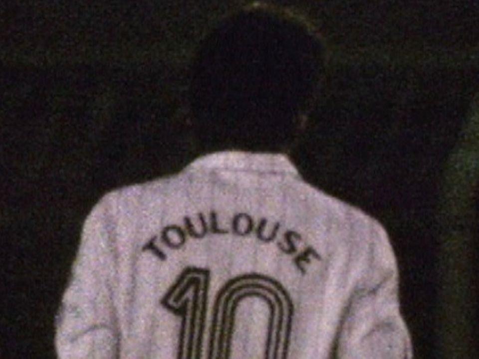 Lucien Favre, numéro 10 du Toulouse FC. [RTS]