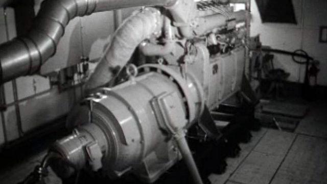 Une génératrice permet de poursuivre la diffusion des émissions.