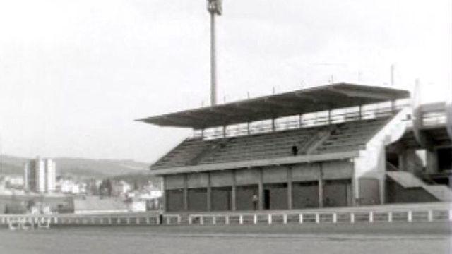 Les nouvelles infrastructures sportives de La Chaux de Fonds.