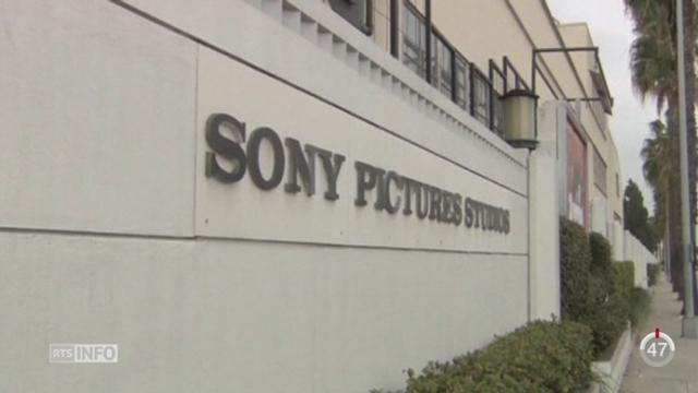 L'affaire du piratage informatique contre Sony prend des allures de conflit politique [RTS]