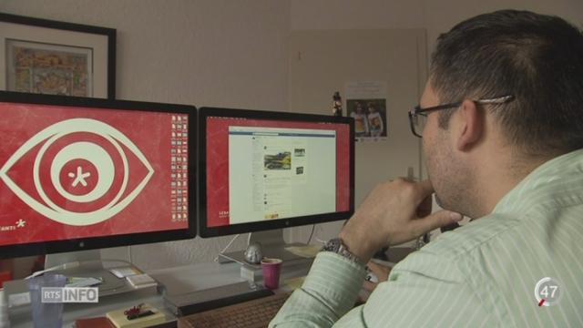 La protection de données numériques est poussée en Suisse [RTS]