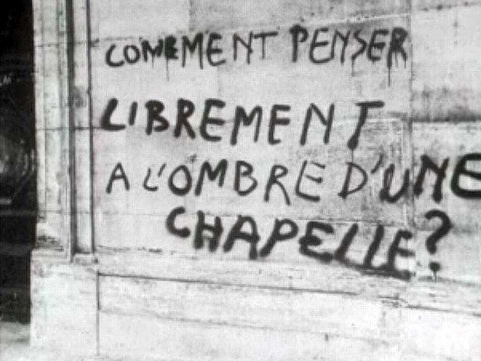 Les slogans de Mai 68 ont lancé une révolution poétique.