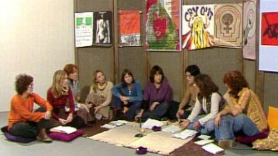 Le MLF inaugure l'émission L'Antenne est à vous en 1975. [RTS]