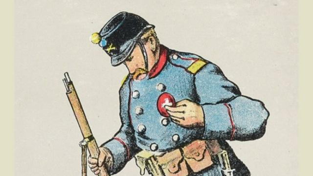 Anno 1914: La Suisse dans l'Histoire 2-3 [RTS]