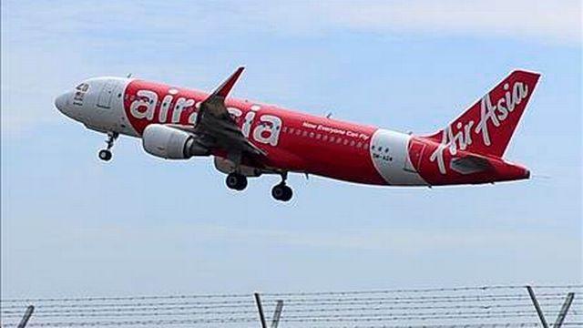 Un A320-200 de la compagnie AirAsia. [AP Photo]