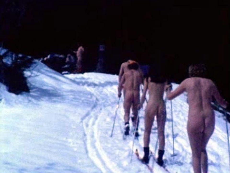 Plaidoyer pour le naturisme à l'émission L'antenne est à vous. [RTS]