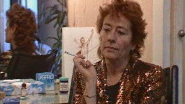 L'actrice française se raconte avec franchise et émotion. [RTS]