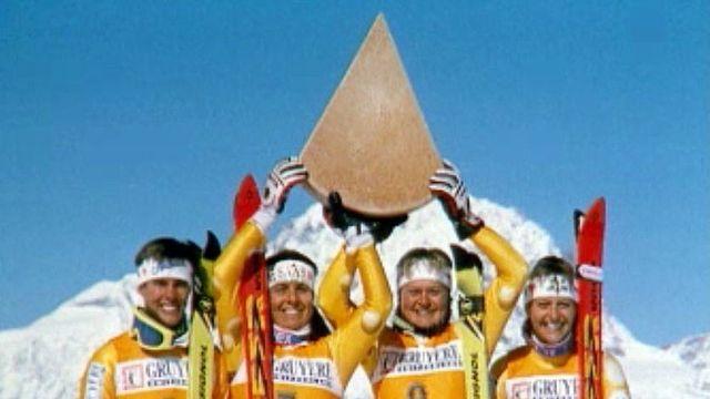 Le milieu du ski alpin n'échappe pas à l'emprise de l'argent.