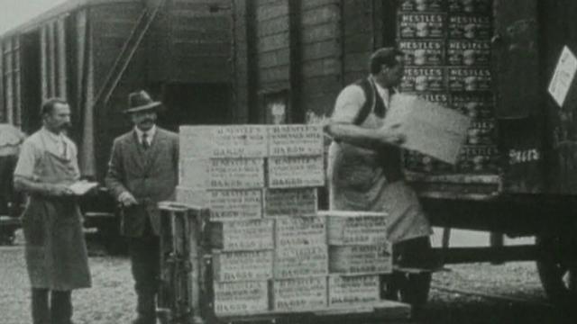 Anno 1914: La Suisse dans l'Histoire 3-3 [RTS]
