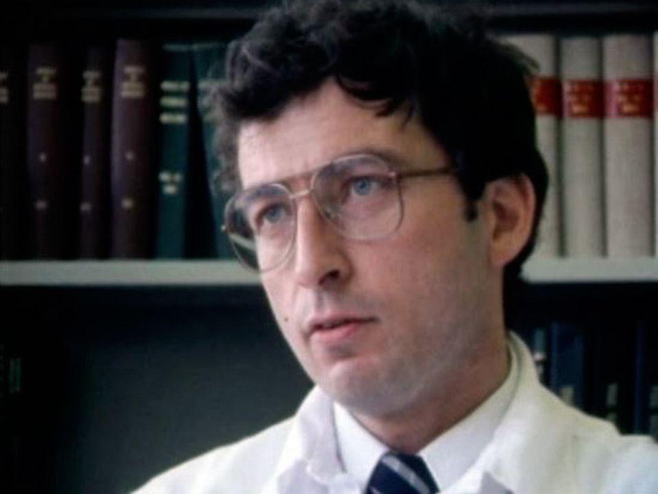Une nouvelle maladie? Explications du Dr. Bernard Hirschell. [RTS]