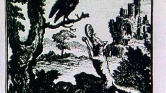 Le corbeau et le renard connaissent la fable mais... [RTS]