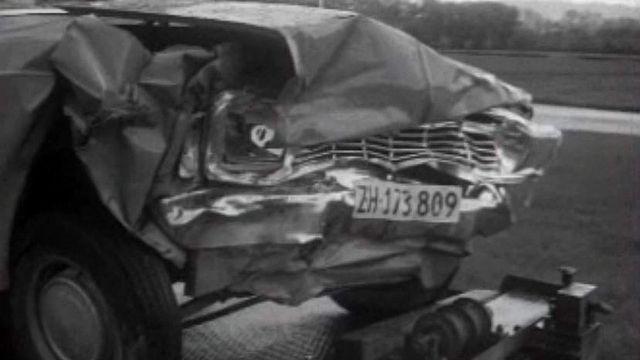 Drame sur l'autoroute, trois morts suite à un accident de voiture.