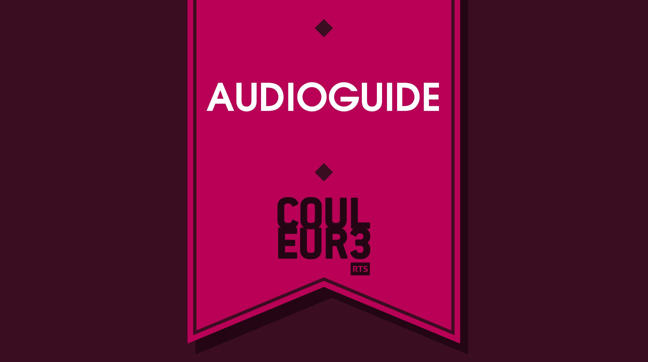 Logo Audioguide [RTS]