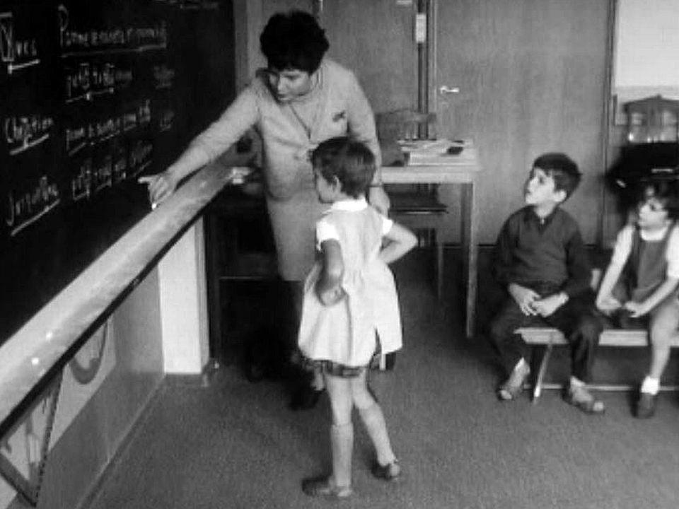 Un nouvelle méthode d'enseignement pour les petits jurassiens.
