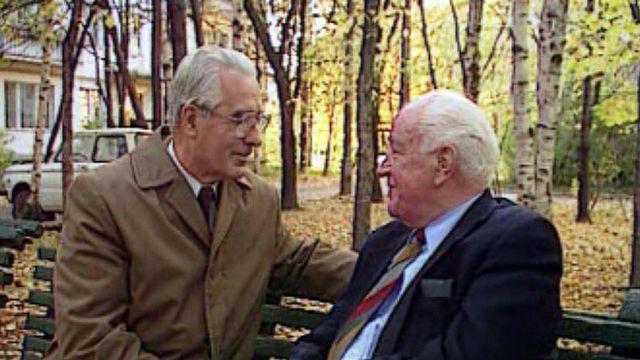 L'ex brigadier rencontre l'ancien attaché militaire soviétique.
