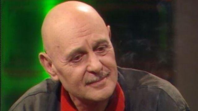 Georges Bernier alias le professeur Choron [RTS]