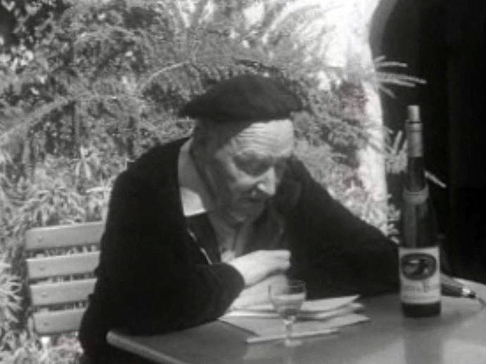 Jean Daetwiler présente la quinzaine gastronomique de Sierre.