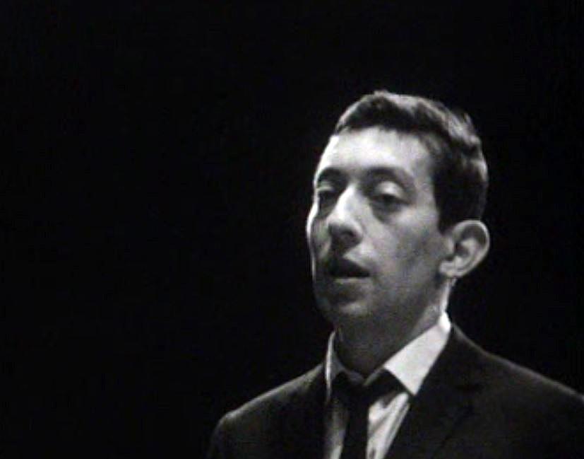 Serge Gainsbourg dans une de ses plus belles chansons. - 3439508