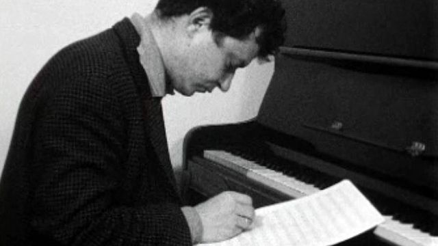 Portrait du jeune compositeur suisse soutenu par Victor Desarzens.