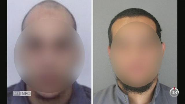 Attentat à Charlie Hebdo: la traque s'est poursuivie toute la nuit pour tenter de retrouver les suspects [RTS]
