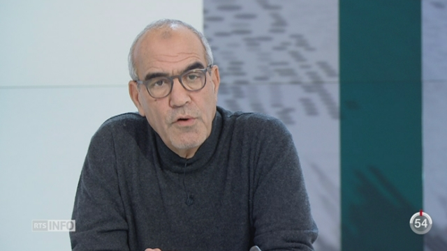 Attentat à Charlie Hebdo: entretien avec Hafid Ouardiri, directeur de la Fondation de l'entre-connaissance [RTS]