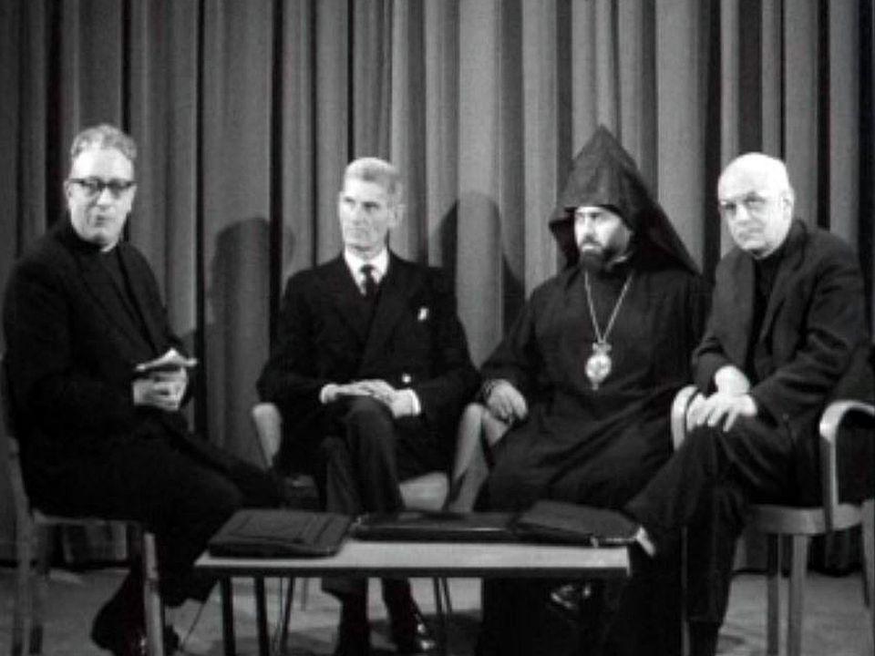 Quel bilan tirer du concile. Réponses des trois Eglises.