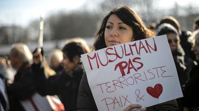 Musulmans. [Fabrice Coffrini - AFP]