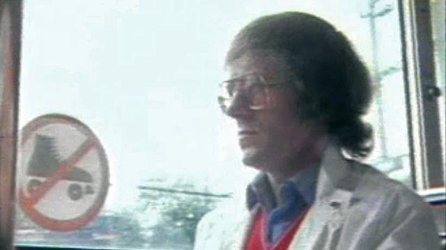 Portrait d'un homme de fer, Gilbert Gress, futur entraîneur de la Nati.