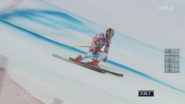 Ski alpin: l'Autrichien Marcel Hirscher gagne facilement le géant d'Adelboden devant le Français Pinturault [RTS]