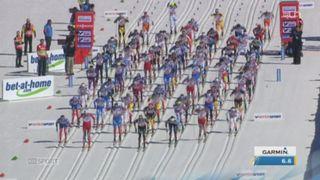 Le mag: le ski de fond devient de plus en plus populaire, spéctaculaire et médiatique [RTS]