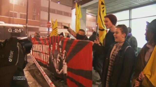 Le mouvement anti-islam Pegida essaime en Norvège [RTS]