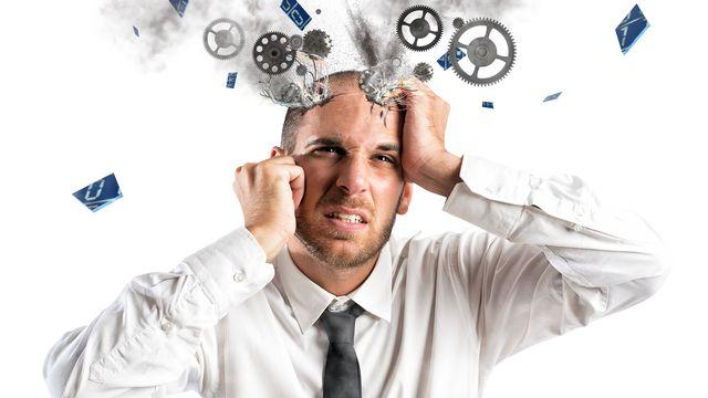 Boulot, famille, réseaux sociaux… notre cerveau doit faire face à la fatigue décisionnelle. alphaspirit Fotolia [alphaspirit - Fotolia]