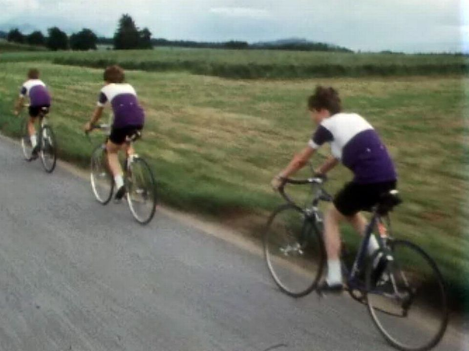 Portraits de jeunes cyclistes du club de la Pédale des Eaux-Vives.