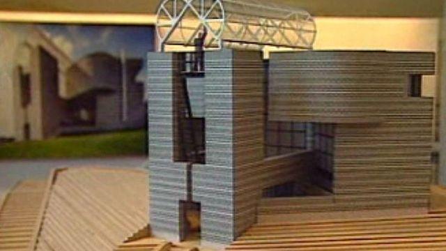L'architecte tessinois Mario Botta célébré à Paris par une exposition.