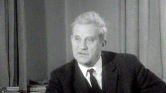 Roger Bonvin est favorable au vote des femmes.