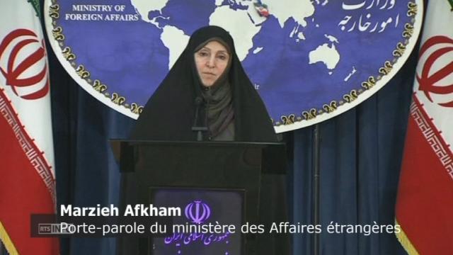 L'Iran condamne la Une de Charlie Hebdo [RTS]