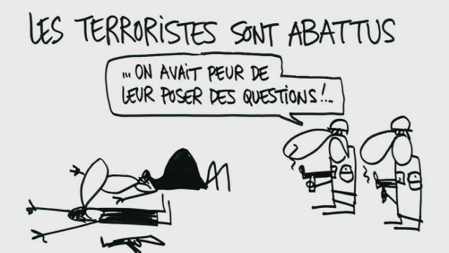Terreur islamiste: quelles conséquences? (version courte) [RTS]