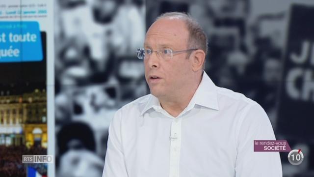 Le rendez-vous société: comment parler de l'attentat contre Charlie Hebdo aux enfants? [RTS]