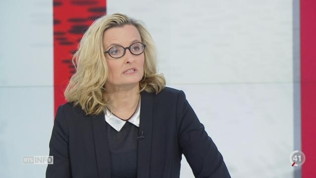 Sortie en kiosque du numéro de Charlie Hebdo survivant: les observations de Martina Chyba [RTS]
