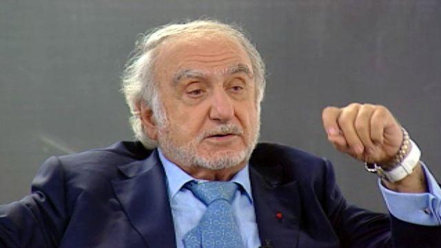 A 81 ans, Nicolas Hayek ne veut pas entendre parler de retraite.