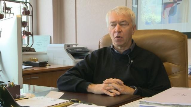 Réaction de l'entrepreneur vaudois Bernard Rüeger, directeur de Rüeger SA [RTS]