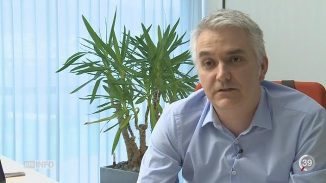 BNS - Taux de l'euro: le secteur des exportations va souffrir de ce changement [RTS]