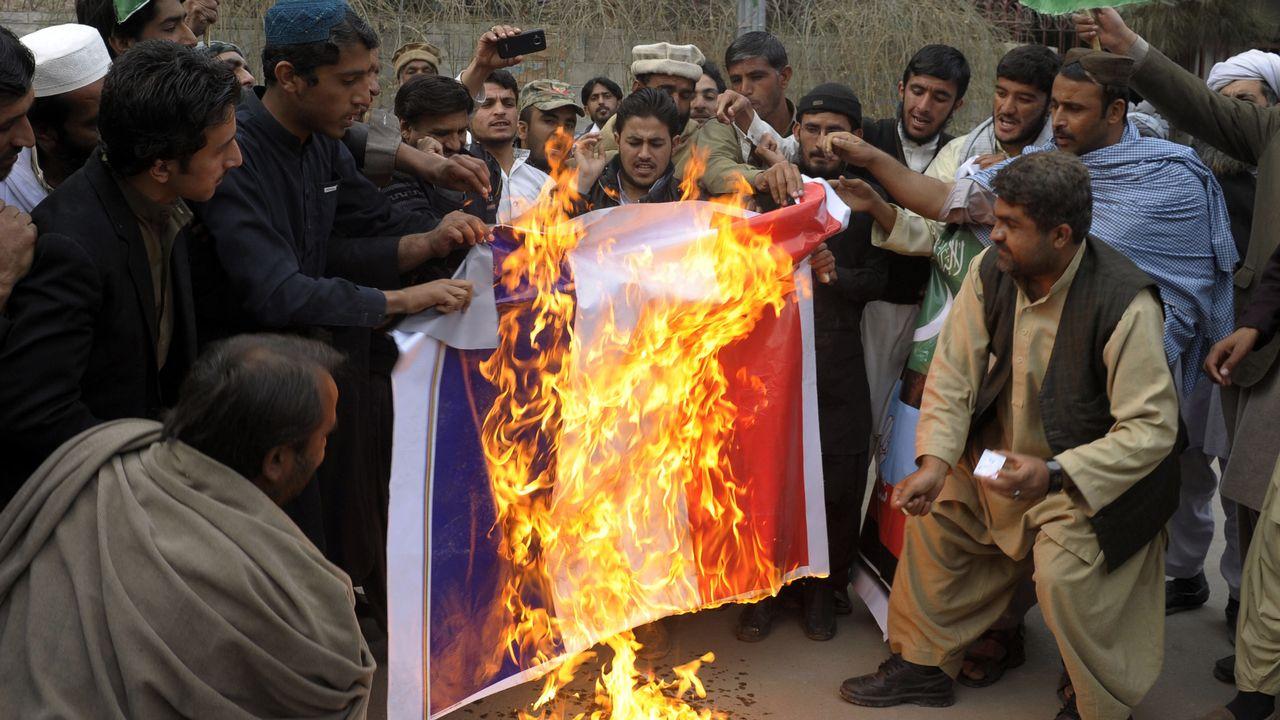 Pakistan [Banaras Khan - AFP]