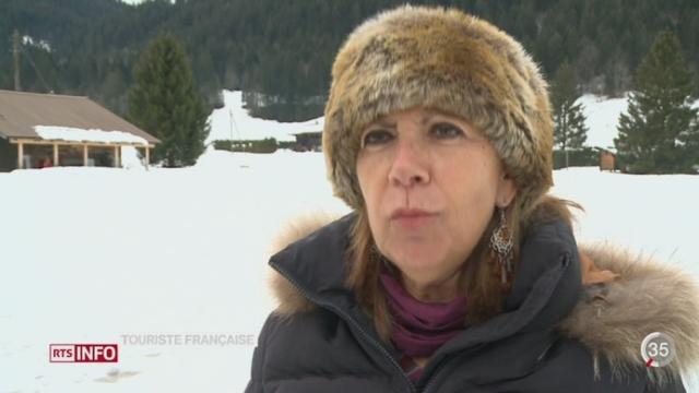 Le tourisme est frappé de plein fouet par la décision de la BNS [RTS]