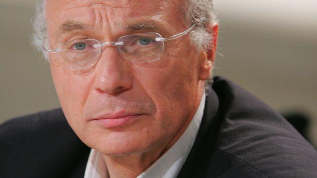 Denis Jeambar. [Jacques Demarthon - AFP]