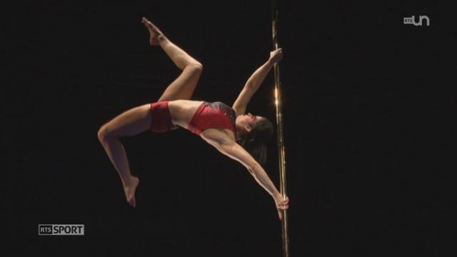 Le pole dance est une discipline qui se revendique comme pratique sportive [RTS]