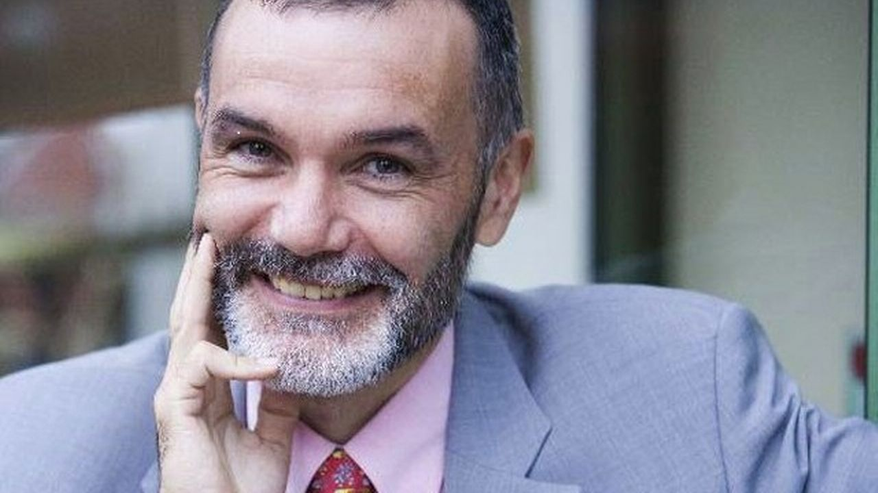 Jean-Pierre Filiu, professeur à Sciences Po, à Paris.  [RTS]
